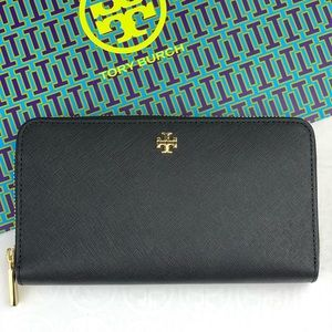 Tory Burch Emerson Zip Continental Waly